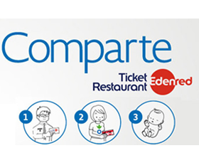 Comparte Ticket Restaurant