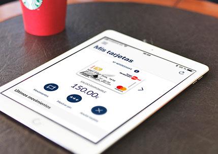 App Edenred para móvil