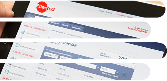 Ticket Guardería online