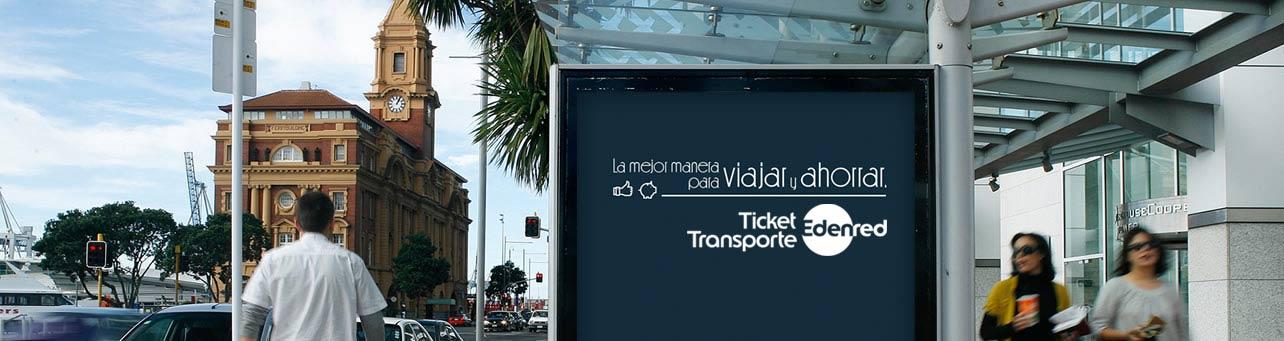 Ayuda de transporte a empleados ticket transporte edenred for Oficina abono transporte