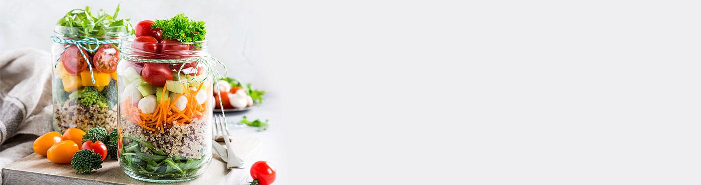 Programa FOOD para una alimentación sana