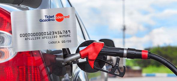 conoce Ticket Gasolina