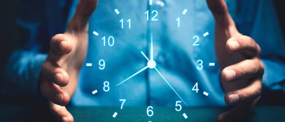 curso gestion del tiempo